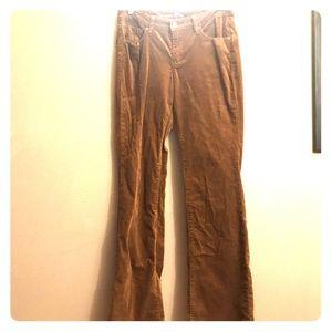 JAG corduroy bootcut pants